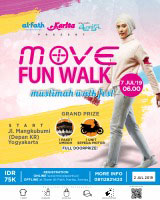 MOVE FUN WALK - Muslimah Fun Walk