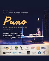 PUNO (Letters To The Sky)